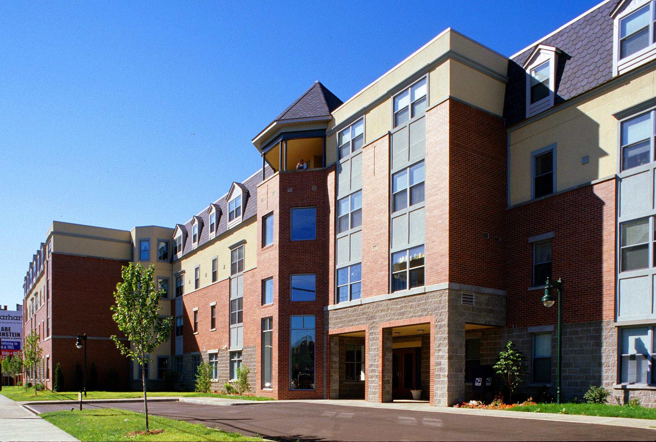 Carson Residence Facade