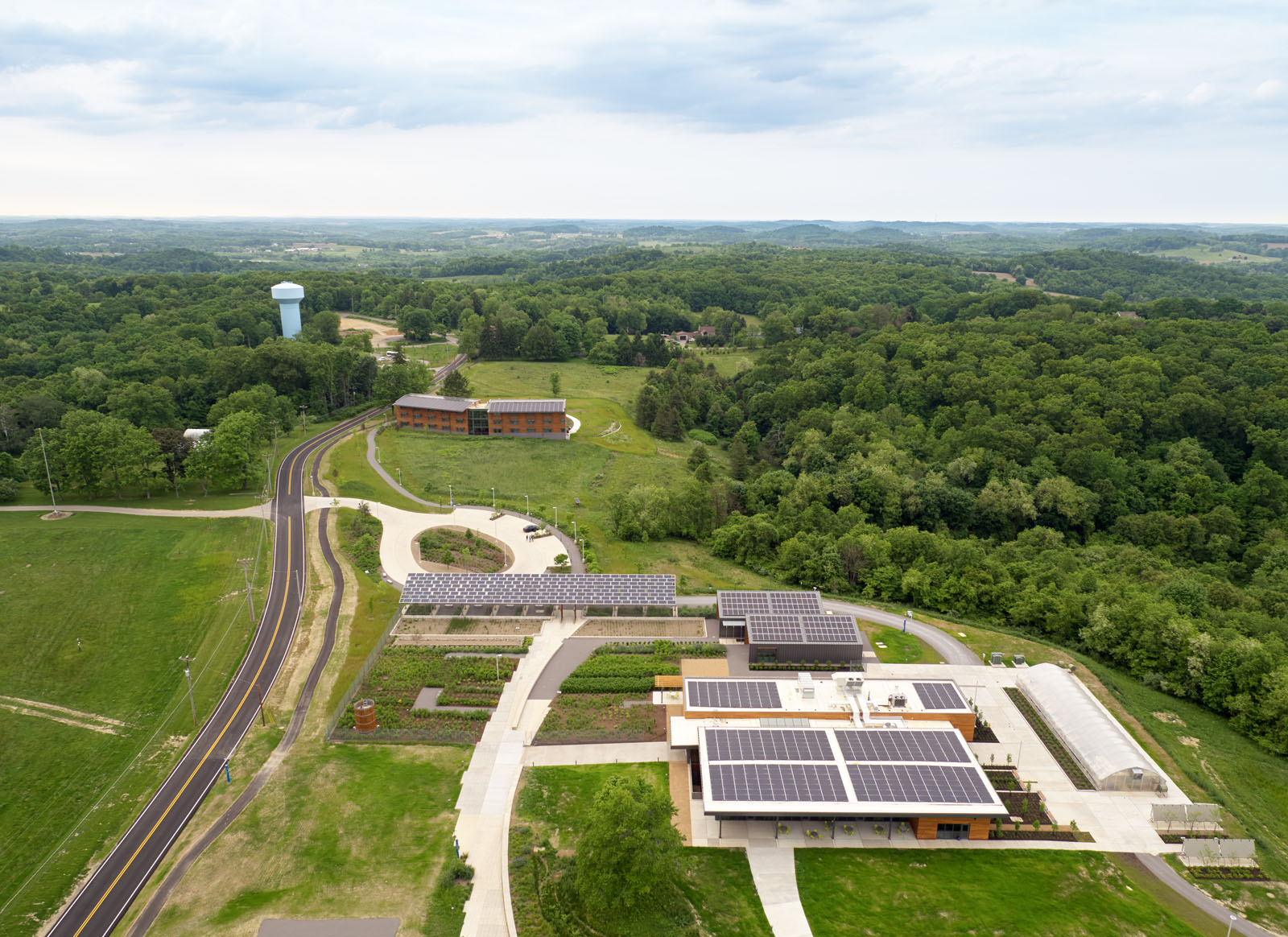 Campus PV Arrays