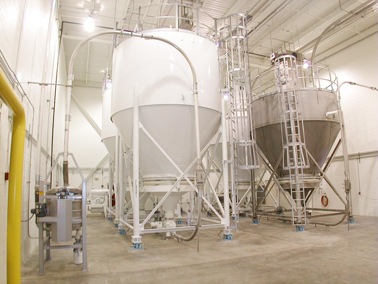 Industrial Interior 2