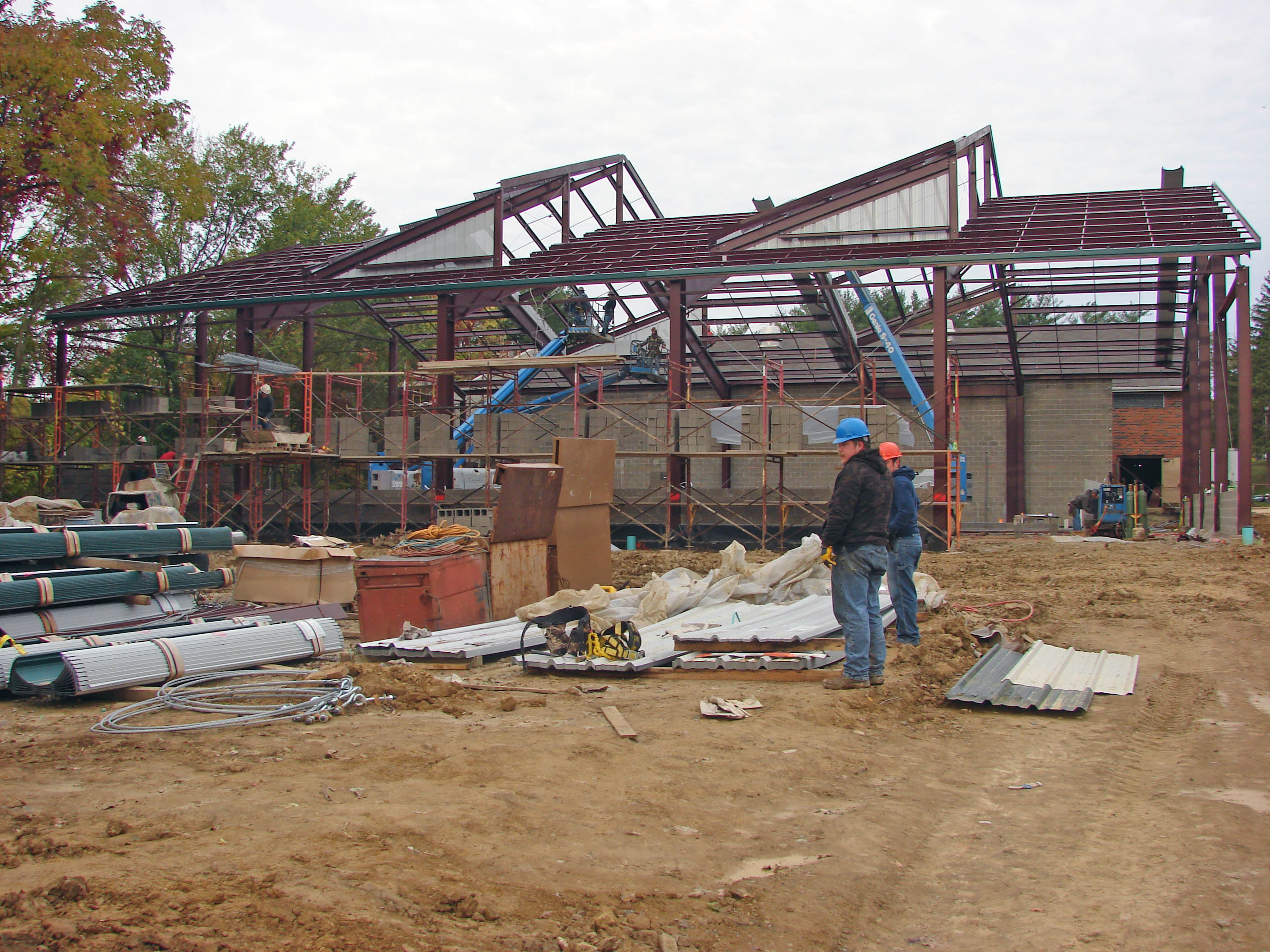 Innovative Steel Framing