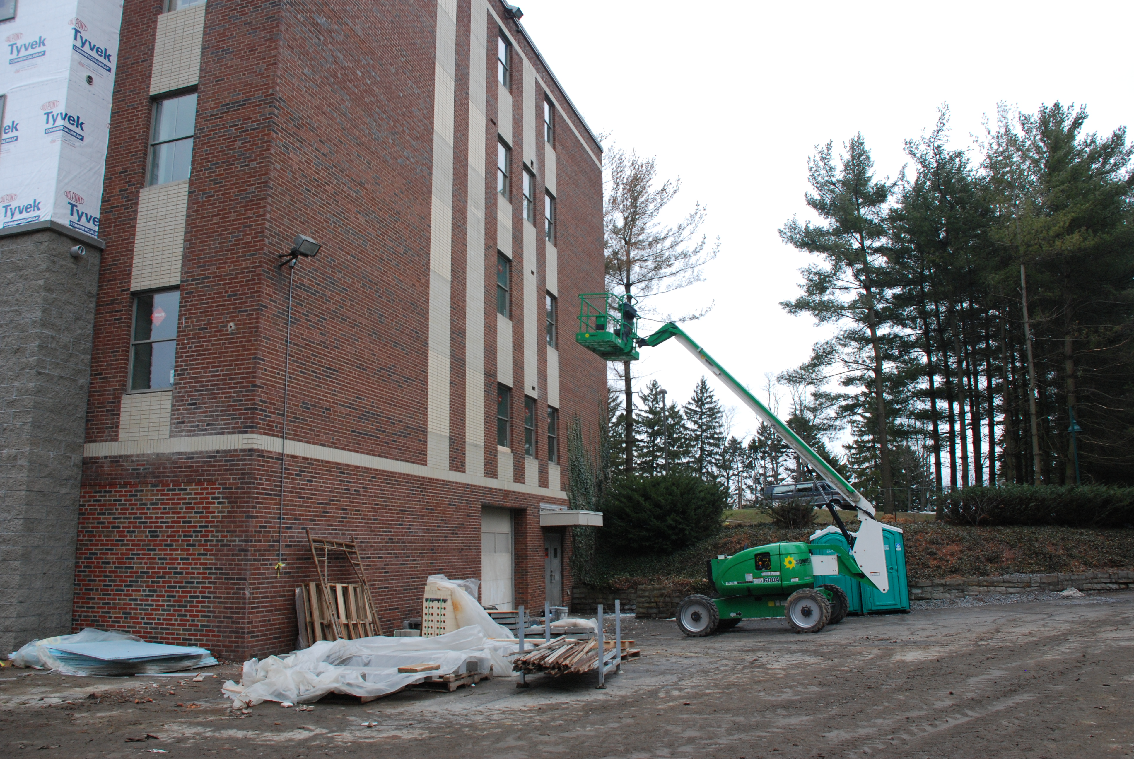 Facade Renovation