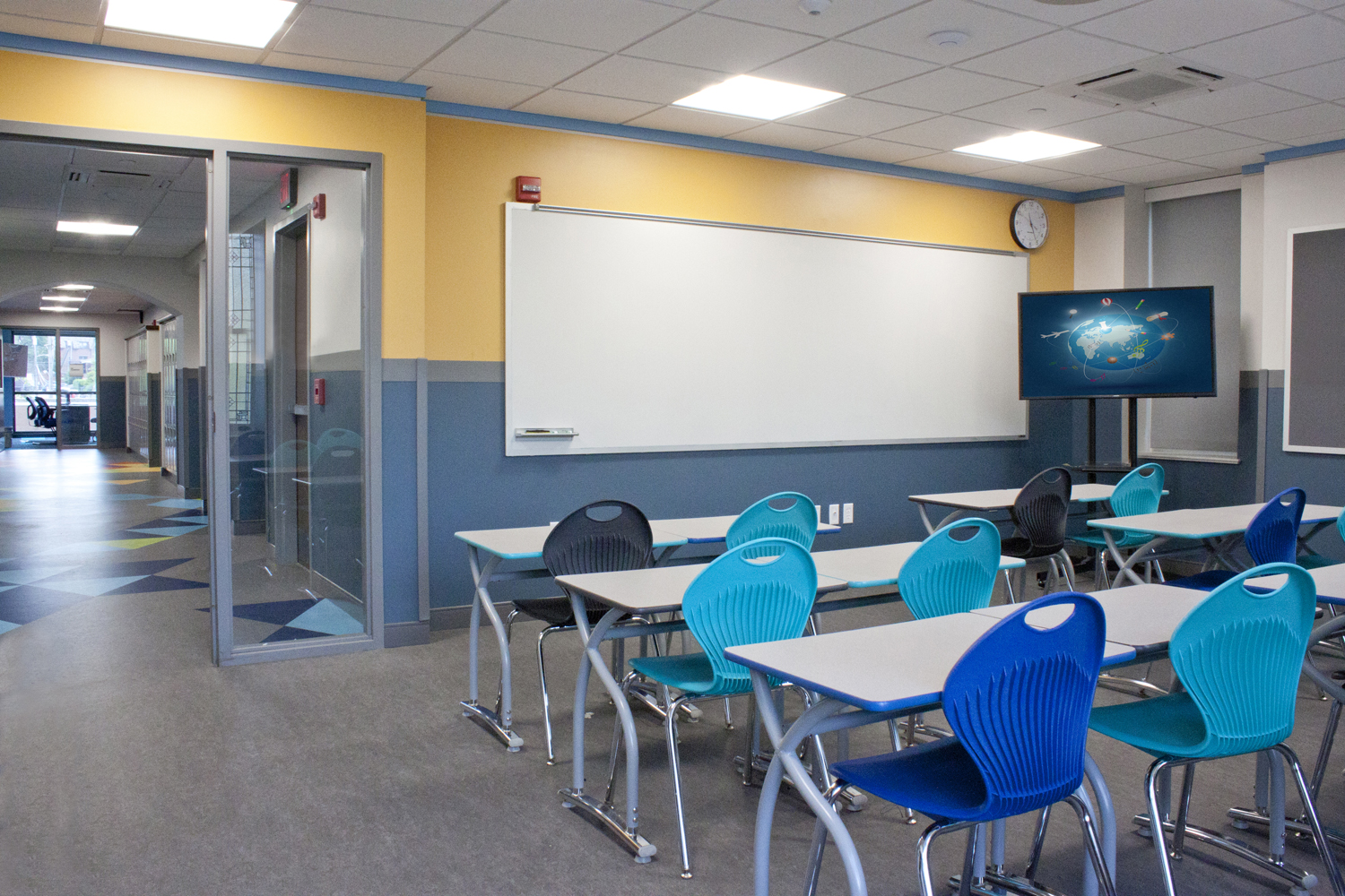 Updated Classroom