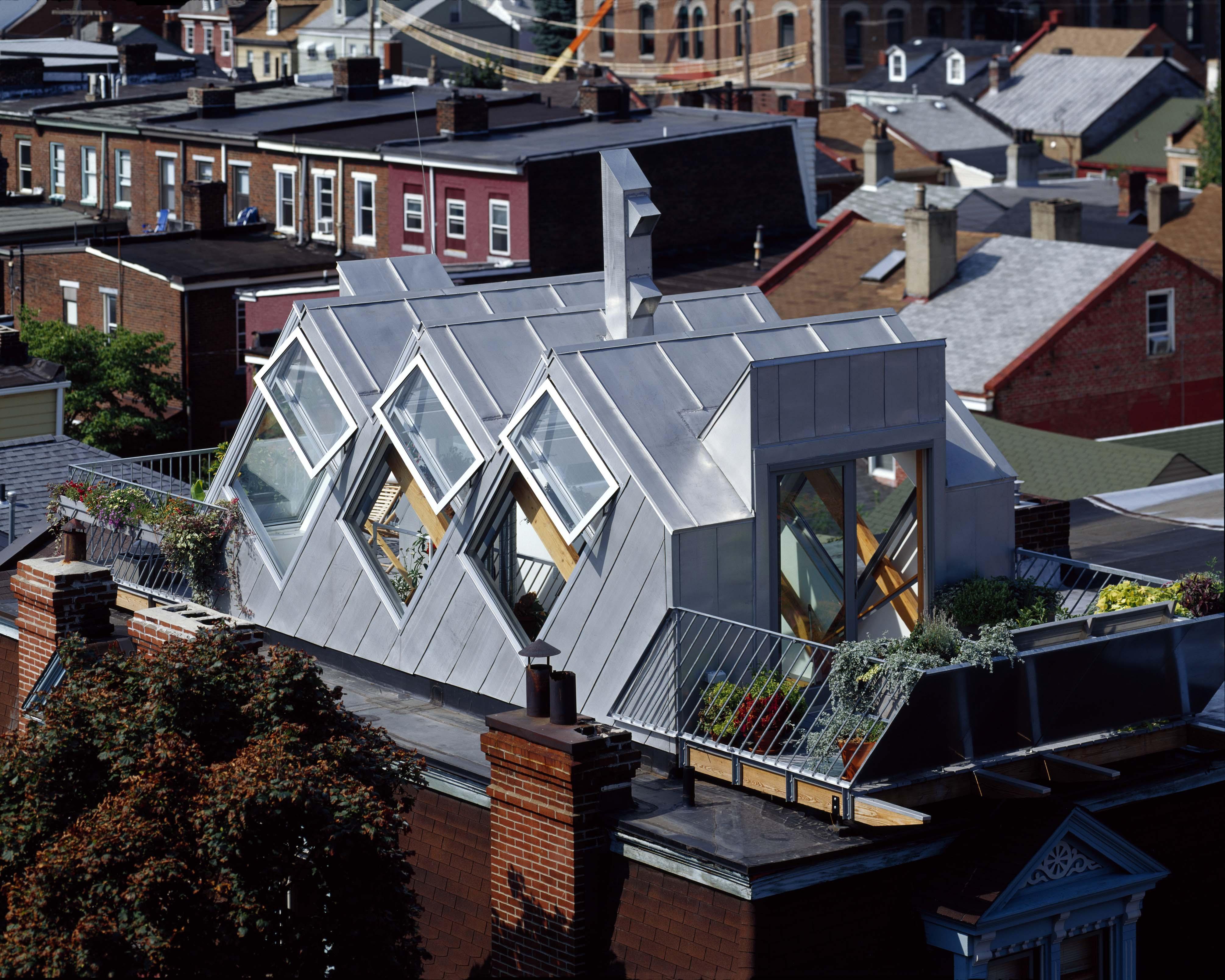 Renovated Bioshelter