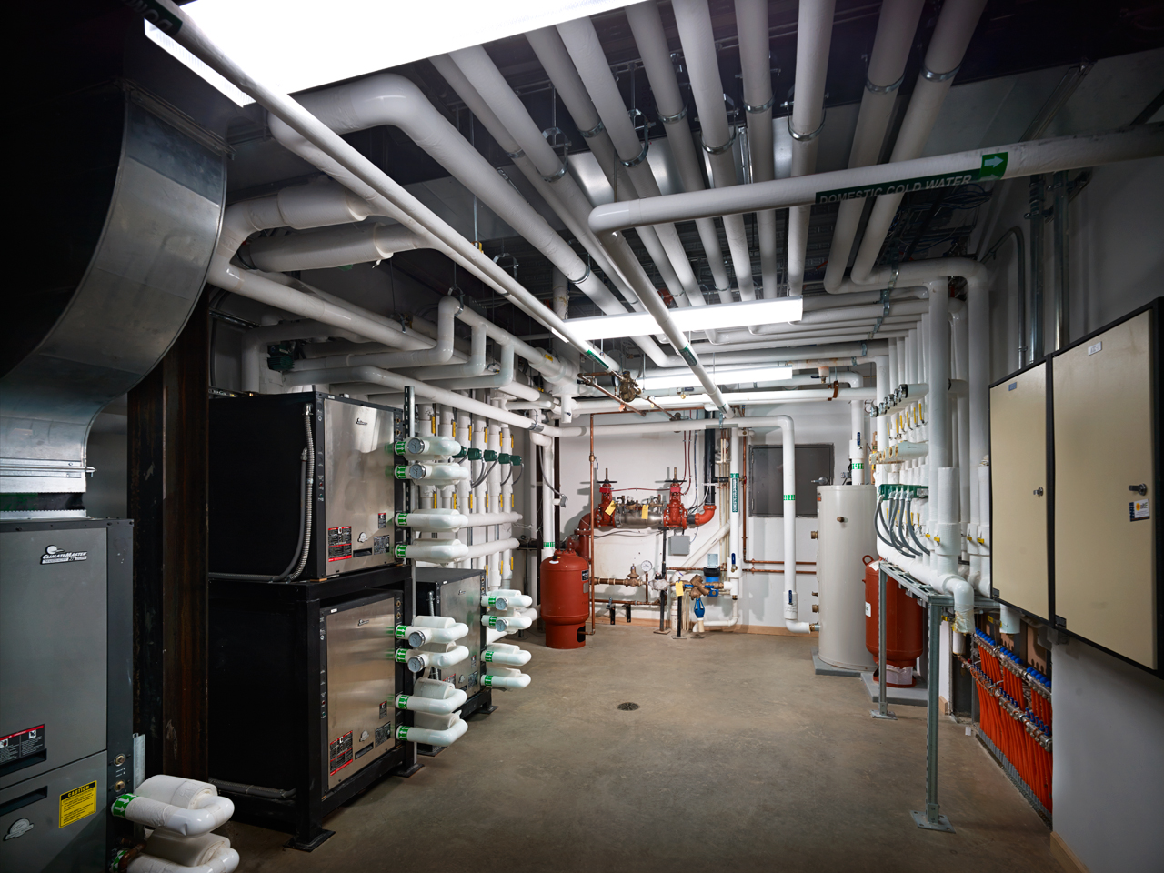 Mechanical Room
