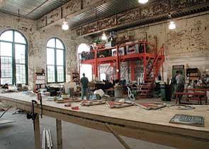 Interior Studio Space