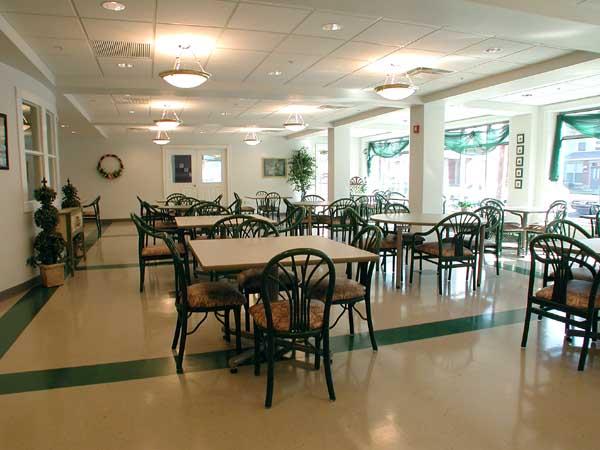Carson Cafeteria