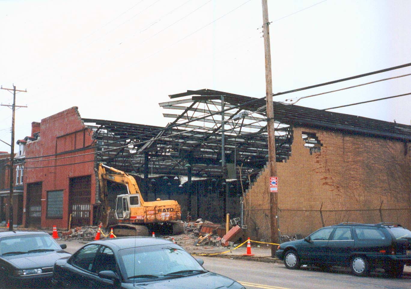 Site Demolition